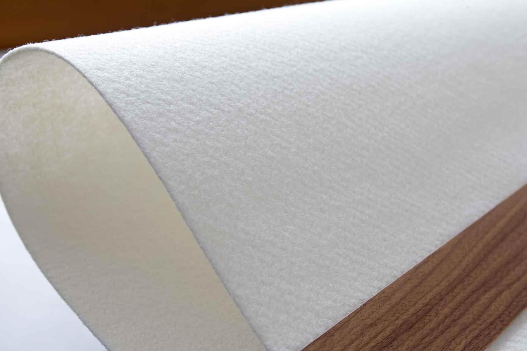 GB Vilt detail - Vilt Behang